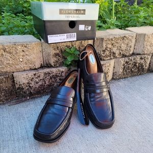 Florsheim Imperial Portugal Moccasin Loafers.